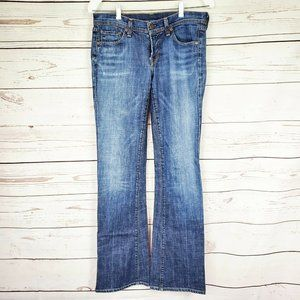 Citizens Of Humanity Ingrid Blue Whiskered Jeans